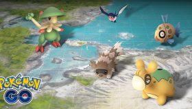 Pokémon Go: Nuovo evento nella regione di Hoenn