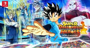 Super Dragon Ball Heroes World Mission arriva su Switch e Steam in Europa