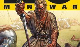 X-O MANOWAR Nuova Serie N. 5: Arrivano i Barbari