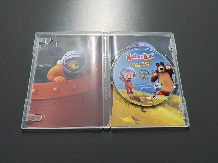 Masha e orso in una stellina dal cielo : il dvd con episodi inediti