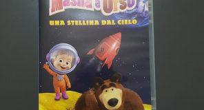 Masha e Orso in Una stellina dal cielo : Il DVD con Episodi inediti di Kochmedia