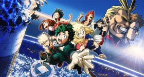 MY HERO ACADEMIA THE MOVIE - TWO HEROES: Sconti nei Cinema con l'acquisto del Manga