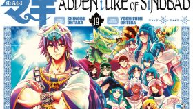 MAGI ADVENTURE OF SIMBAD si conclude
