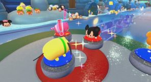 Disney Tsum Tsum Festival annunciato per Nintendo Switch