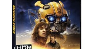 BUMBLEBEE: Disponibile da domani in Dvd, Blu-ray, 4k Ultra HD e Digital HD