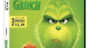 Il Grinch disponibile da oggi in DVD, Bluray , Bluray 3D, 4K Ultra HD e Digital HD