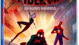 SPIDER-MAN – UN NUOVO UNIVERSO disponibile da domani in DVD, BLU-RAY, BLU-RAY 3D, 4K ULTRA HD E DIGITAL HD