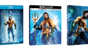 AQUAMAN disponibile in Home Video dal 23 Aprile 2019