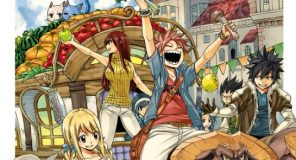 Fairy Tail Illustrations II disponibile dal 30 Aprile