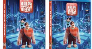 RALPH SPACCA INTERNET disponibile da Mercoledì 8 Maggio in Bluray e DVD