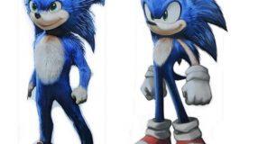 Sonic: Il possibile nuovo design del porcospino di SEGA del film