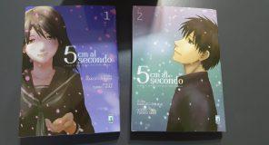 5cm al secondo Recensione del Manga
