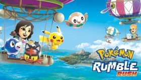 Pokèmon Rumble Rush annunciato per iOS e Android