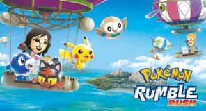 Pokèmon Rumble Rush annunciato per iOS e Android
