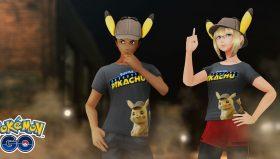 Pokémon GO festeggia l'uscita nelle sale di POKÉMON Detective Pikachu
