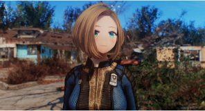 Fallout 4: Una Mod trasforma i personaggi in Anime