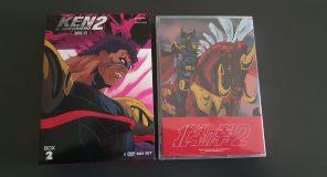 Ken il Guerriero: Il secondo e ultimo cofanetto della seconda serie in DVD di Kochmedia