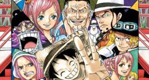 One Piece: Il numero 90 arriva il 5 Giugno