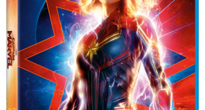 Captain Marvel disponibile dal 26 Giugno in DVD e Bluray