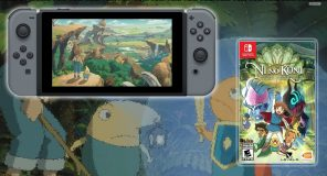 Ni No Kuni arriva su Nintendo Switch
