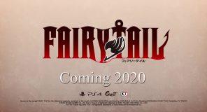 Koei Tecmo annuncia un nuovo gioco su Fairy Tail