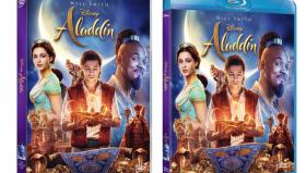 Aladdin disponibile da oggi in DVD e Bluray