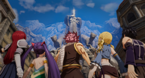 FAIRY TAIL disponibile dal 19 Marzo 2020