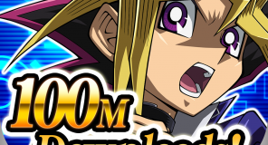 YU-GI-OH! DUEL LINKS raggiunge 100 milioni di download