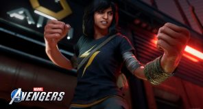 MS. MARVEL arriva in MARVEL'S AVENGERS