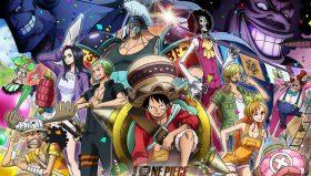 One Piece Stampede – Il Film in Anteprima il 21 Ottobre nei Space Cinema