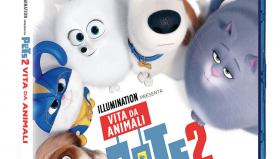 Pets 2 festeggia l'uscita del Film in DVD e Bluray con la Giornata mondiale degli animali