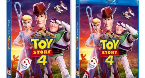 TOY STORY 4: Disponibile dal 9 Ottobre in digitale e dal 23 Ottobre in DVD e Bluray