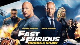 Fast & Furious Hobbs & Shaw dal 3 Dicembre in Home Video