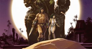 Conan il Cimmero - Ombre di ferro al chiaro di Luna: Il sesto volume arriva il 13 Novembre