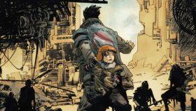 Il Muro: Il nuovo fumetto di Mario Alberti