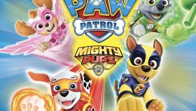 PAW PATROL ­MIGHTY PUPS – Il Film dei super cuccioli a Natale al Cinema