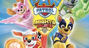 PAW PATROL ­MIGHTY PUPS - Il Film dei super cuccioli a Natale al Cinema
