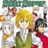 The Seven Deadly Sins Short Stories disponibile dal 4 Dicembre