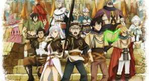 Black Clover Phantom Knights arriverà in Occidente nel 2020