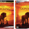 Il Re Leone disponibile da oggi in digitale e 11 Dicembre in DVD e Bluray