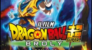 DRAGON BALL SUPER: BROLY – ROMANZO arriva a Marzo