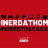 LUCCA COMICS & GAMES annuncia l'iniziativa INERDATHOME