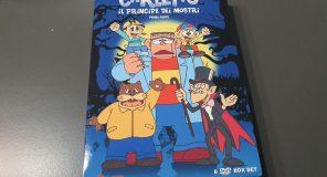 Carletto il Principe dei Mostri: Recensione, Trailer e Screenshot del Cofanetto DVD