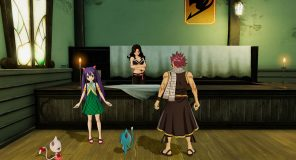 FAIRY TAIL: Koemi Tecmo svela nuovi personaggi