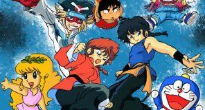 I migliori Anime anni 80