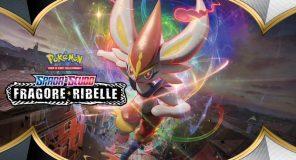 Spada e Scudo - Fragore Ribelle disponibile per il GCC Pokémon