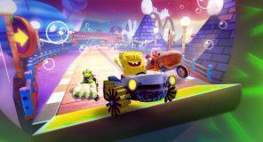 Gamemill annuncia NICKELODEON KART RACERS 2: GRAND PRIX