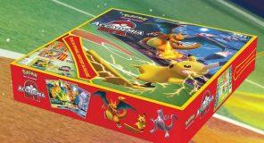 Pokémon pubblica il suo primo gioco da tavolo: l'Accademia Lotta del Gioco di Carte Collezionabili Pokémon