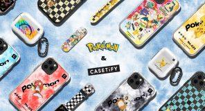 CASETiFY e The Pokémon Company di nuovo insieme per una nuova collezione