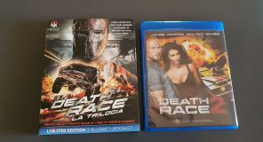 Death Race - La Trilogia: Recensione, Trailer e Unboxing
